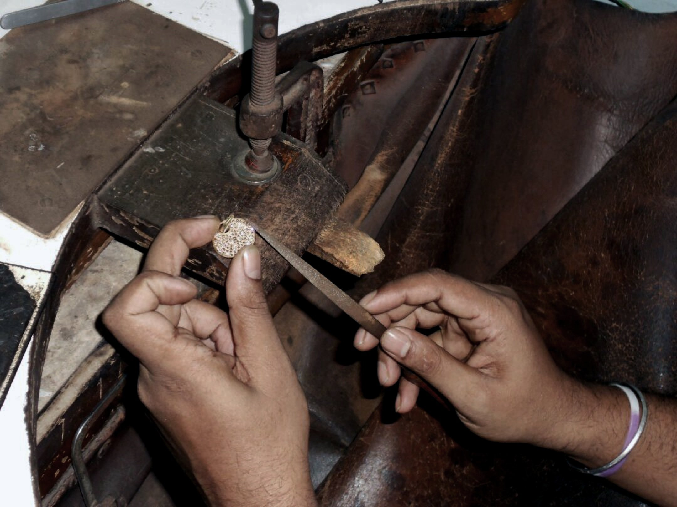 Custom Fine Jewelry Hand-Wrought By Expert Craftsmen