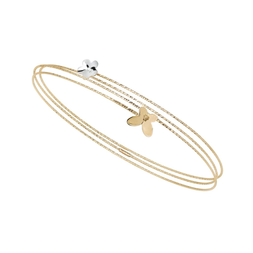 Serenity Wire Bracelet