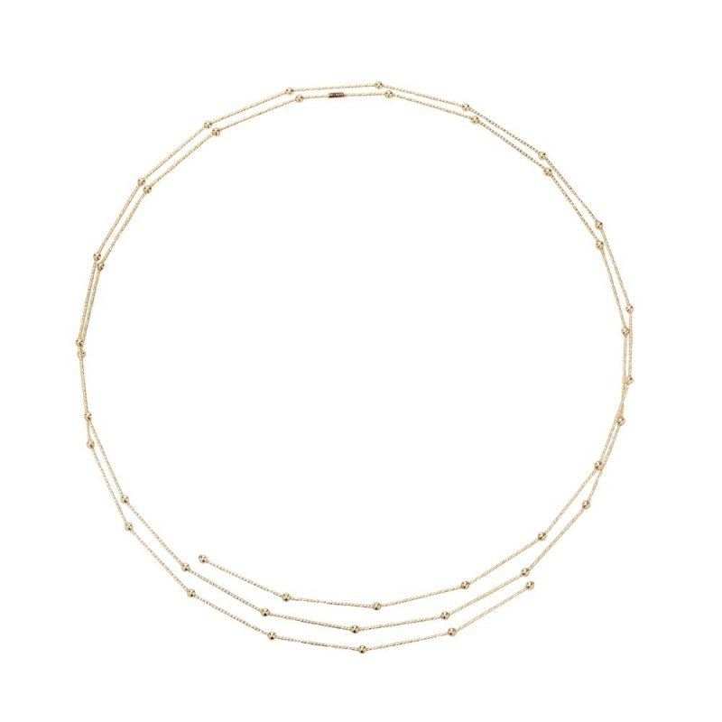 Planeti Wire Necklace